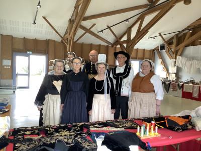 Costume traditionnel breton pour nos animateurs